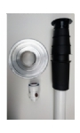 Safely discharge flue gases from your indoor water heater with a flue pipe. | KIIP.shop