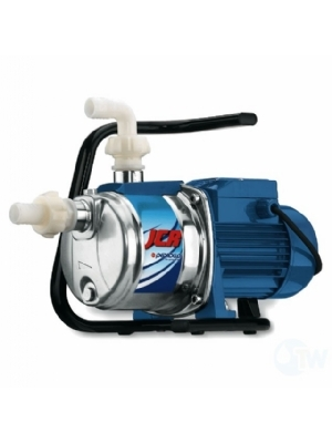 Centrifugal pump to be used for pool, garden sprinkling or other purposes.