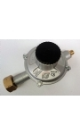 "IGT regulator W21,8 x1/14"" 30 mbar, 4 KG/H 