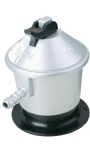 Pressure regulator / hose-set 10 mm. 30 mbar Denmark | KIIP.shop