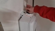 Installation video TTulpe C-Meister 13 room sealed water heater